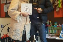 Lady Cipria Gourmet / My book, my life dedicated to animals