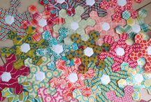 Patchwork Hexagonal