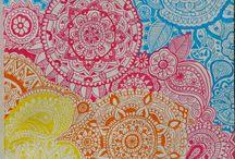 mandala art and more to admire
