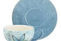 Adorable Teapot and Tea Cup (Teacup) Combinations / Wonderful go-togethers from our collection of tea cups and teapots.