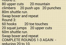 ideas for boxercise class