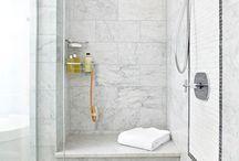 Master Bath Take Two / by Amanda Hickam