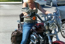 Motorcycle Riding / by Dana Parr