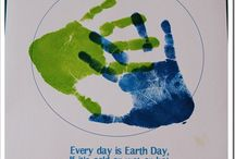 Earth Day activities / Pre-k