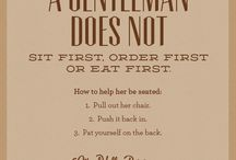 Stile per gentiluomini