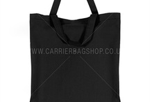 Black Bags and Packaging / by Carrier Bag Shop
