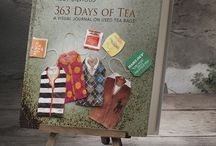 BOOKS about tea bags. For me :)