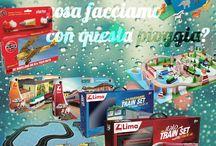 Hornby TOYS / Tanti giocattoli sicuri e creativi per divertire i bambini!!!