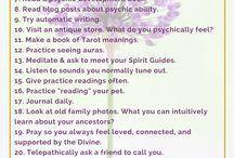 Phsycic abilities