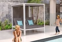 Poolside Entertaining in Style