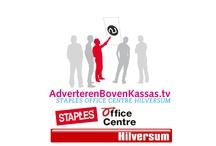 ABK Hilversum Staples / Deze advertenties staan in de uitzending van AdverterenBovenKassas.tv op uitzendlocatie Staples Hilversum