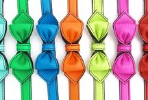 Stylish Dog Collars / Collars, Leashes and Harnesses that do a great job of showing off all that pup personality.
