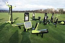 outdoor gym ideas