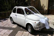 500 Vintage Tour - Wedding Car / Fiat 500 - Wedding Car #500vintagetour www.500vintagetour.com