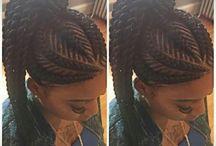hair stylee