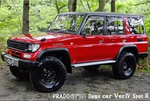Land Cruiser / Toyota 4x4