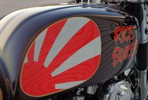 Honda / Cafe Racer