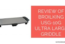 BroilKing Electric Griddles