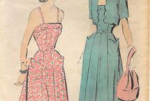 Vintage Pattern Pinspiration