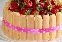 Sweet recipes  / by Deanna Cruz James