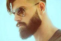 |Men Haircut&Beards|