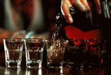 *Drinks*