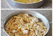Chicken alfredo recipes