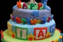 Myles first birthday ideas