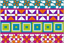 Row-by-Row Quilts