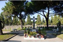 War cemeteries