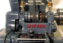 enginneering / myford lathes