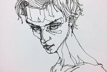 Saera drawings