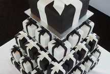 Black and White Fancy Party