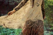 hippie/boho