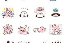 - Emoji