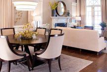 Dining/Living room combo / by Lizandra Portalatin