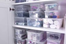 Organised Cabinets
