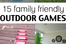 All Fun And Games / Having a BBQ? Here are some fabulous ways to entertain your guests.  outdoorlivingplanet.com