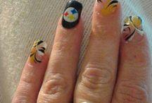 steelers nail