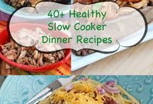 Slow Cooker Recpes