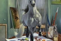 cavalli arte