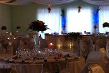 Wedding decoration venue, Charente Maritime (France)