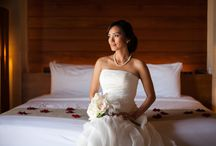 Bridal Photoshoot by Montclaire Photography / www.thebale.com