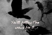 >>>MY SPIRIT >>> THE CROW <<< / by ALICE < >