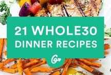 Recipes Whole 30 / Whole 30