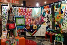 Quilt Market Houston 2013 / by Sassafras Lane Designs