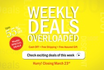 Offers And Coupons / by Goodbells.com