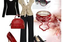 Outfits & Shoes / by Micha French