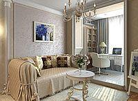 Дизайн интерьеров квартиры на Удальцова
