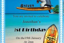 Total Event Invitations